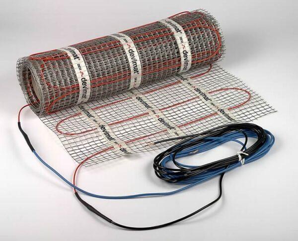 Нагревательный мат DEVI heat DSVF-150