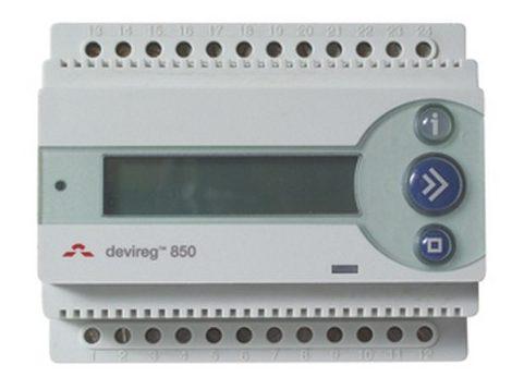 Терморегулятор DEVI Д-850 с источником питания 24 В