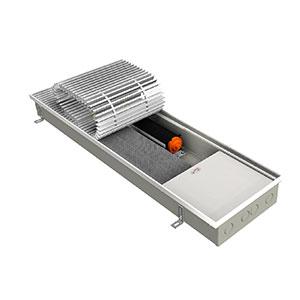 Внутрипольный конвектор EVA KB.90.258.2500 с вентилятором