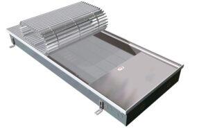 Внутрипольные конвекторы Eva без вентилятора, модель KG80