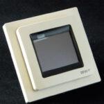 DEVI Design Frame (базовая рамка, в комплекте с регулятором)