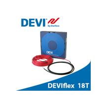 Нагревательный кабель для обогрева пола DEVI Deviflex™ 18Т (DTIP-18)