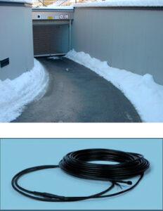 Нагревательные кабели DEVIsafe 20Т