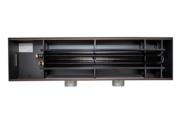 Внутрипольный конвектор WLK с подачей приточного воздуха