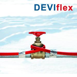 Кабели для обогрева труб и водопровода DEVI