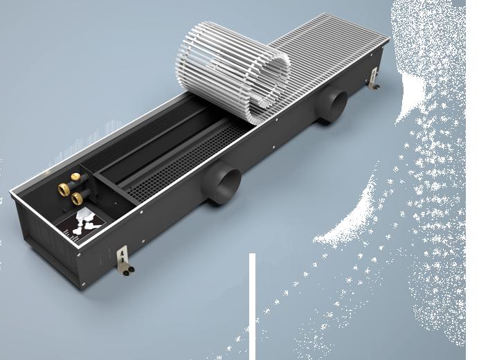 Встраиваемый в пол конвектор Ntherm Air