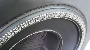Exemet Oriana, чугунный камин