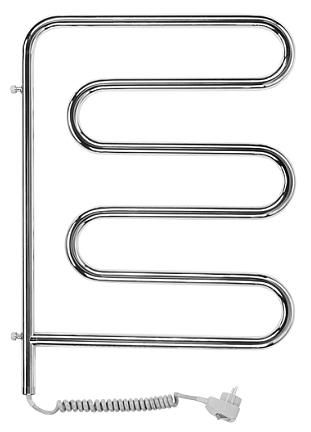 Электрический полотенцесушитель Терминус «Ш-образный поворотный»