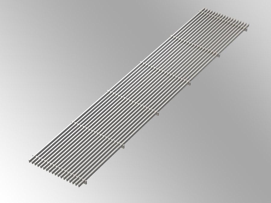 Декоративные решетки Varmann Roste