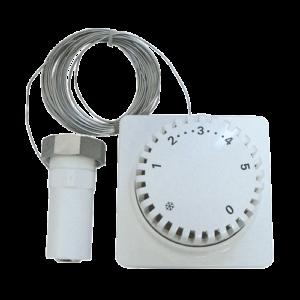 Термостат с жидкостным датчиком
