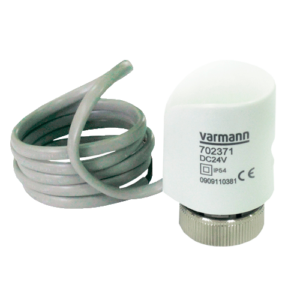 Термоэлектрический сервопривод Varmann, тип 702371, 24 В