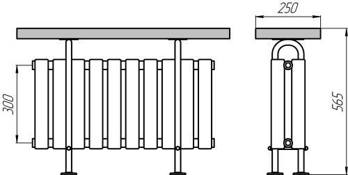 Радиаторы Гармония «Завалинка»
