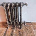 Чугунный радиатор EXEMET Rococo цвет бронза