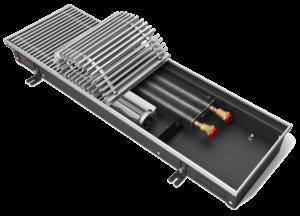 Внутрипольные конвекторы Techno® с вентилятором