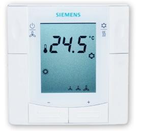 Термостат Siemens автоматический 3-х скоростной RDF-310