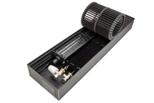 Внутрипольный конвектор Mohlenhoff QSK с вентилятором