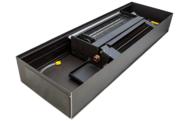 Внутрипольный конвектор  Mohlenhoff QSK HK отопление/охлаждение, с вентилятором