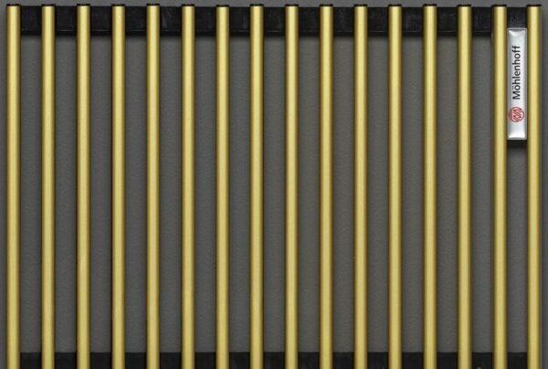 Декоративная решетка Mohlenhoff EV3 Латунь