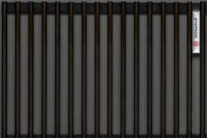 Декоративная решетка Mohlenhoff C34 темная бронза