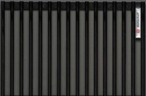 Декоративная решетка Mohlenhoff C35 черный