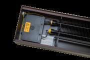 Внутрипольный конвектор ESK электрический