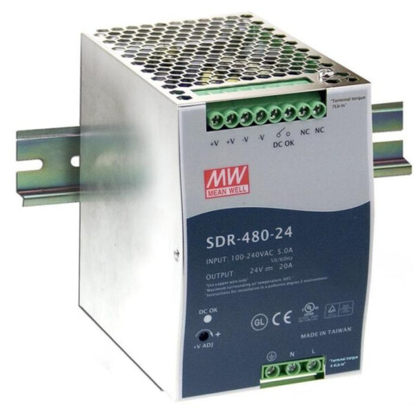 Блок питания Mohlenhoff GS2000E-QSK ЕС8