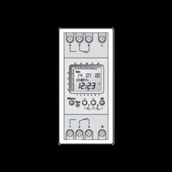 Таймер цифровой Mohlenhoff DS 1000 двухканальный