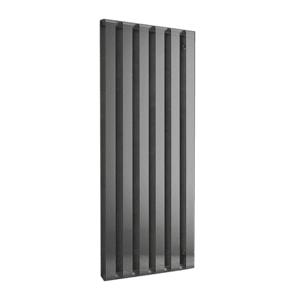Радиатор-полотенцесушитель водяной Irsap Step_V, код 2E, цвет черный хром